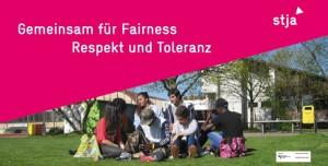 stja-Fairnes Respekt Toleranz