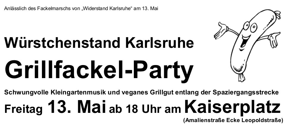 Grillfackelparty am 13_05